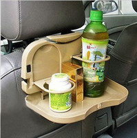 other   Car back dining table folding back of the car drink holder dish glass rack