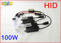 Wholesale 1 Set V W Xenon HID Hid Kit Set HID Conversion Kit H1 H3 H4 H7 H11 Xenon Hid Kit System FreeShipping TTT