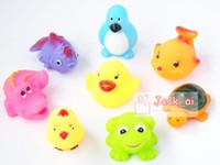 Cheap Multi-color Animal Best Baby Plastic Dolls