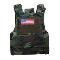 Wholesale Blackhawk Combat Tactical Vest Woodland Camo Color