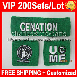 VIP Price 100% NEW Top Quality Wrist support Green VIP97 wristbands sweatbands wristband sweatband Factory onlie store!