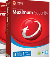 Wholesale 100 genuinue Trend Micro Titanium Maxmium Security Year pc