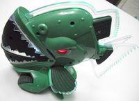 animal rc car - 784 remote control RC CAR Electro Piranha animals child presents toy fish with light