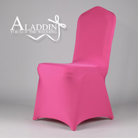 Wholesale Spandex Chair Cover Lycra For Wedding Banquet Party Hotel Decorations High Quality Supplies lt lt lt FKGND