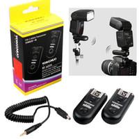 Wholesale Yongnuo RF N1 YN RF603 N1 RF Flash Trigger with Transceiver for Nikon D800 D3X D3 D2X D2H D1H D1X D700 D300 D200 D100