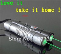 Green No No Burn Match Professional Powerful 20000MW Focusable burning Green Laser Pointer Pen lazer pointer 10000m With Charger
