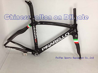 Wholesale 2014 new arrivel pinarello Dogma THINK2 Asymmetrical Carbon Torayca HM FP50 Italian Flag road bike frame