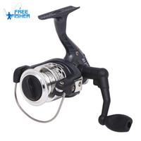 Cheap Super Spinning Fishing Reel 3 ball bearings New HL200