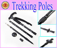 Trekking Poles Hiking  Newnest Hiking camping AntiShock Walking Pole Trekking Stick Crutches,high quality hiking stick