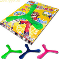 Wholesale Best selling Magic disc boomerang toys plastic toys for children best gift