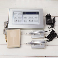 Wholesale Top Permanent Tattoo Makeup Kit Rotary Machines amp Needles For Eyebrow Lips Express