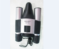 Wholesale DT08 DVR Portable in Digital Binoculars hidden Camera Video Recorder Web camera Big Promotion