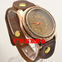 Wholesale leather straps watch quartz discount cheap wrist automatic rotary watches mens women ladies designer bracelet binary antique watch christmas