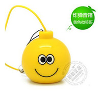 Wholesale Portable Mini Speaker Mobile Mini Speaker mini speaker portable speakers headphone jack Universal Audio