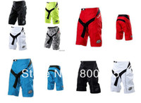 Wholesale High quality with Pad Troy lee designs TLD Moto Shorts Bicycle Cycling shorts MTB BMX DOWNHILL Motorcross Short Pants