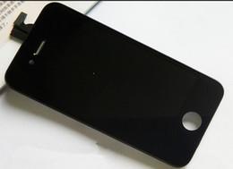 Descuento iphone 4s conjunto completo Asamblea a estrenar del sistema completo del LCD Display + Digitizer + Frame del envío libre para el iPhone 4S