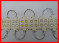 Wholesale RGB White red green blue yellow LED module LED modules LED backlight LED pixel module SMD5050 DC12V led IP65