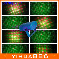Wholesale 6 in light for stage decoration laser right led laser light free shiping