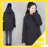 Wholesale 2013 New Women Korean Style Brand Long Rayon Cotton Padded Down Coat Ladies Casual Winter Jacket S XXL B5003