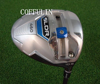 Driver Right Handed R 2014 Golf Clubs SLDR Golf Driver With Speeder 57 Graphite Shaft Headcover Tool