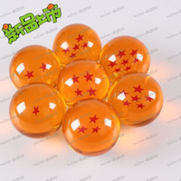 Wholesale LLFA2091 retail animation dragonBall stars crystal ball set of new in box dragon ball Z complete