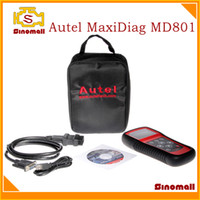 Wholesale Autel MD801 Pro MaxiDiag PRO MD in code scanner JP701 EU702 US703 FR704 OBDII OBD2