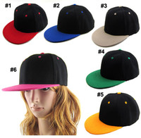 Wholesale Cheap snapbacks ball caps snapbacks Trukfit snapback HipHop Baseball Fitted Caps Adjustable Hats