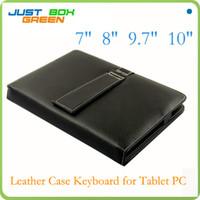 Cheap Folding Folio Case Keyboard Case Best 7'' Universal Brand  Universal Keyboard Case