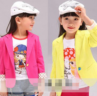 Tench coats Girl V-Neck kids fashion jackets Coat Clothes For Children Child Clothing Dots Pattern Inside Cardigan Kid Outwear Long Sleeve Tops Child Clothes1935