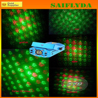Blue auto stores - New Arrival in Drop Shipping Laser Stage Lighting Home KTV Party Stage Lighting In store