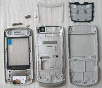 For Samsung u700  20pcs lot u700 housing case faceplates cover + keypad buttons for samsung SGH-U700 U700