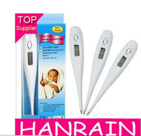 Wholesale Cheap Digital Household Electronic LCD Heating Child Adult Body Thermometer Dropshipping