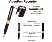 Wholesale Spy Pen Hidden Camera Mini DV Camera Recorder DVR FPS HD Pen Camera Camcorder