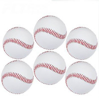 baseball practice balls - Pieces quot New White Base Ball Baseball Practice Trainning Softball Sport Team Game