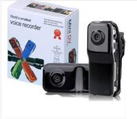 Wholesale NEW Mini MD80 DV DVR Sports Video Camera Webcam Spy Cam