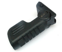 Wholesale NEW CAA FVG1 Folding Vertical Fore Grip Tactical Folding Forearm Grip Two Positions Black