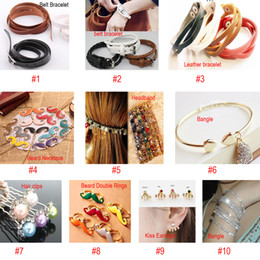 New Arrival Cheap Price Jewelry Set Fashion Necklace Earrings Bracelet Freeshipping