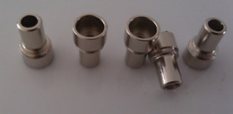 High quality eGo Clearomizer cartommizer Drip Tip Stainless steel metal drip tip adapter connector for CE4 CE4+ CE5 CE5+ series Tank