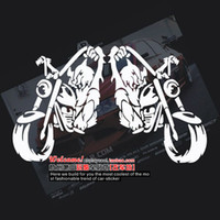 Wholesale Reflective stickers car stickers car body stickers sticker devil garland motorcycle