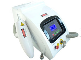 Wholesale Nd YAG laser beard hair removal tattoo removal Beauty Salon Clinic Equipment