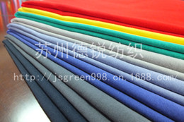 Wholesale Costom Double Mercerized Cotton Knitting Fabric High Quality Mercerzing Jersey L100CM W140CM For Polo T shirt Home Textile