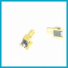 Wholesale 10pcs CRC9 female Jack Chassis Mount Connector adapter Mount type