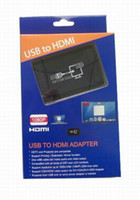 Adapter HDMI  Dock Connector to HDMI HD 1080p HDTV Digital AV USB Charger Cable Adapter for all kinds of CRT and LCD monitors