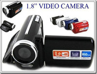 Wholesale LED FLASH LIGHT CAMERA DV quot Digital Video Camera Camcorder DV139 Best christmas Gift