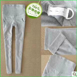 Wholesale 2013 Autumn maternity casual sports pants black gray maternity pencil pants sports pants maternity belly pants
