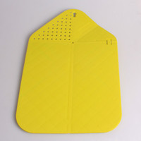 Wholesale Multifunctional Foldable Drain And Plastic Cutting Board Cutting Board Kitchen Tool