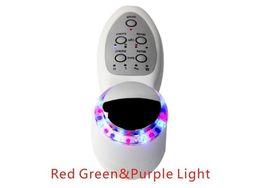 Wholesale Portable ultrasonic Color Photon skin rejuvenation Wrinkle Remover BIO face lifting beauty machine with CE AU