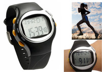 Unisex heart rate monitor watch - NEW Pulse Heart Rate Monitor Calories Counter Fitness Watch