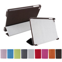 Wholesale High Quality PU Leather Stand Case Cover For iPad Mini