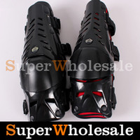 Wholesale Motorcycle Thermal Knee Protectors Elbow Guard Red Grey Protector Accessories